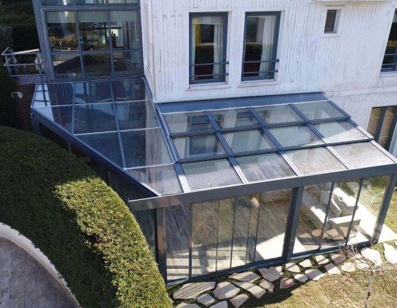 cam çatı3